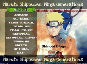 Naruto Mugen Era 2012