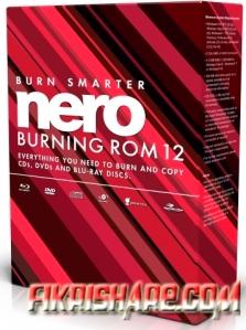 Nero Burning ROM 12 12.0.00300 Full Serial Number